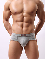 AMRIGHT Men's Comfortable  Underwear  Briefs