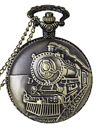 Муж. Карманные часы Кварцевый сплав Группа