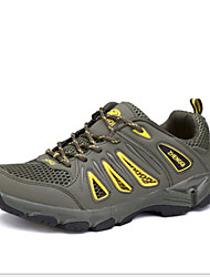 Hiking Men's Shoes Tulle Green/Gray
