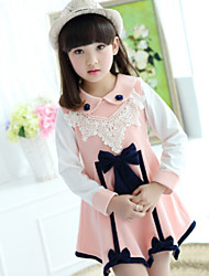 Girl'S Korean Bow Skirt