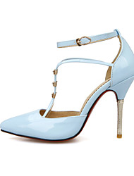 Women's Shoes Stiletto Heel Pointed Toe Pumps  Dress With Sparkling Glitter More Colors Available