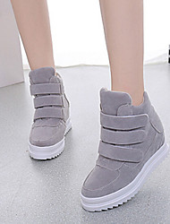 Women's Shoes  New Arrival Platform Comfort/Closed Toe Fashion High Shoes Sneakers Outdoor/Casual