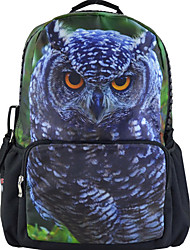 Large Zipper Animal Printing School Backpack Bag Selling From China BBP115