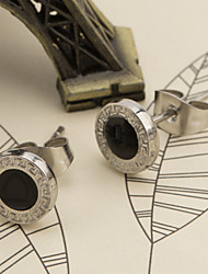 Women's Leisure Stainless Steel Earrings