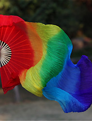 Accesorios de Escenario ( Multicolor , Satén elástico (tacto seda) , Danza del Vientre ) - Danza del Vientre - para Mujer/Unisex