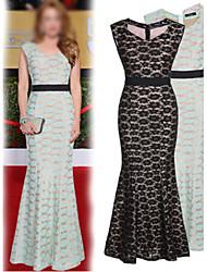 Kexiu   Women's Dresses , Lace Sexy/Bodycon/Lace/Party Kexiu