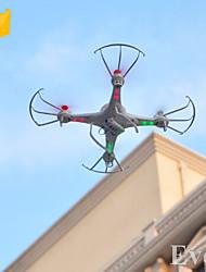 ej-6CI 2015 drones Quadrotor profissionais apoiar o retorno automático com câmera hd 200w