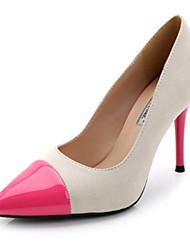 Women's Shoes   Stiletto Heel Heels/Pointed Toe Pumps/Heels Wedding Black/Yellow/Red