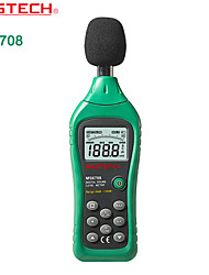 Mastech-ms6708 Digital Sound Level Meter