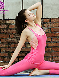 SMOEDOD ® Yoga Tops Breathable / Antistatic / Wicking / Sports Wear Yoga / Pilates / Fitness / Running Women's 2-7