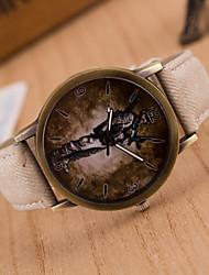 Masculino Mulheres Relógio Esportivo Relógio Elegante Relógio de Moda Relógio de Pulso Chinês Quartzo Tecido BandaPendente Casual