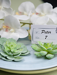 Succlent Place Card Holder(set of 2,Each style 1)