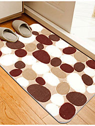 Fashion Non-slip Floor Mat for Kitchen Doormat Carpet Color C