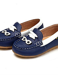 Baby Shoes Casual Leather Loafers Blue / Brown / Yellow / Red / White