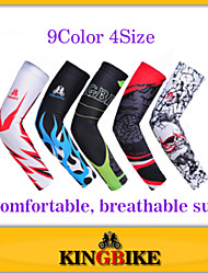 Sleeves Bike Breathable Windproof Ultraviolet Resistant Anti-Insect Wearable High Breathability (>15,001g) SunscreenWomen's Men's Kid's