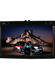 "8 ""2 DIN DVD-плеер для Volkswagen / 2007-2015 / Sagitar Magotan с Bluetooth, GPS, TV, FM, Ipod"