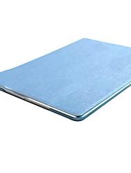 Cases com Suporte (Pele PU , Branco/Verde/Azul/Rosa/Dourado) - Côr Única -Para Maçã iPad 2/iPad 4/iPad 3