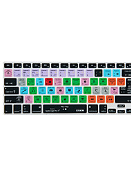 XSKN Logic Pro X 10 Shortcut Overlay Silicone Keyboard Cover for Macbook pro retina 13'' 15'' 17''
