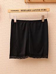 Para Mujer Bragas Panti Modelador - Viscosa