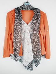 Women's Square Neck Blouse , Cotton Long Sleeve