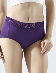 Para Mujer Bragas Panti Modelador - Algodón