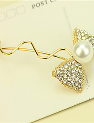 South Korea Set Auger Bowknot Hairpin Sell Like Hot Cakes Aureate Bowknot