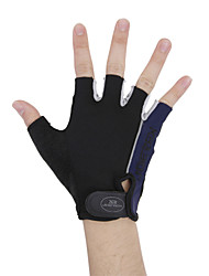 Joerex Black Half-Fingers Multi-functional Sports Gloves