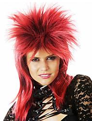 festival de la mode dame perruque européenne cheveux spéciale de haute qualité