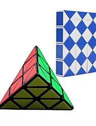 Shengshou® Cubos Mágicos 3*3*3 Velocidad Cubo velocidad suave ABS Juguetes