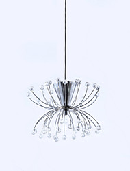 Simple Modern Dandelion Crystal Pendant lamp Patented Product 1