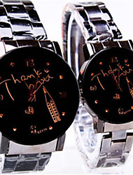 Couples Unisex's Wrist Watch A pair