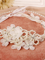Women's Pearl Headpiece - Wedding/Special Occasion Headbands 1 Piece