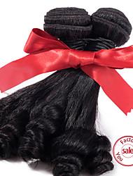 evet brésilien physique sexy tante noire funmi cheveux de 100% brésilien non transformés tante funmi hair gonflable