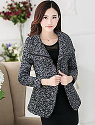 Women's A Short Girl's Coat