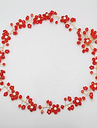 Collar Aniversario / Boda / Pedida / Cumpleaños Cristal / Rhinestone Aleación / Rhinestone De mujeres