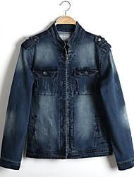 Men's Trend Jeans Jacket