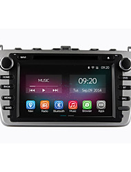 2G RAM 1024*600 Car DVD Player For Mazda 6 2008-2012 Ruiyi with Quad Core Android 4.4 GPS Navigation Radio
