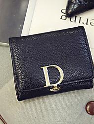 Casual-Wallet-PU-Women