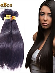4 pcs/lot Cheap Indian Virgin Human Hair Straight Wave