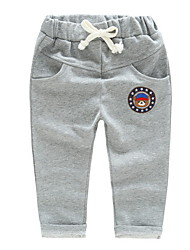 Kid's Printed Loose Casual Sport Pants