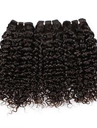 Tissages de cheveux humains Cheveux Vietnamiens Bouclé 3 Pièces tissages de cheveux