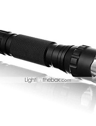 LT LED Flashlights/Torch LED 1200 Lumens 5 Mode Cree XP-E R2 18650 / Lithium BatteryWaterproof / Rechargeable / Impact Resistant / Strike