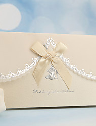 Personalized Side Fold Wedding Invitations Invitation Cards - 50 Piece/Set