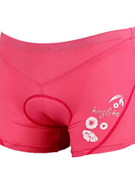KINGBIKE® Cycling Under Shorts Women's Breathable / Quick Dry / 3D Pad / Reduces Chafing BikeShorts / Underwear Shorts/Under Shorts /