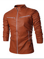 Men Calfskin Top , Lined