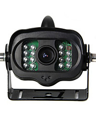 Rear View Camera - CMOS 1/3 Polegadas PC1898 - 120° - 380 Linhas TV