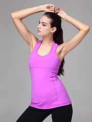 Queen Yoga® Yoga Tank/Yoga Top Body Shaper/Compression/Wicking Sports Wear Yoga Tank/ Pilates Tank/ Fitness Tank/ RunningTank/Gym Tank