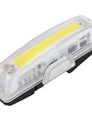 RAYPAL Luzes de Bicicleta Luzes da cauda RPL-2263 6 Modo 100 Moto USB 500mAh Li-Polymer Battery OutroImperme+avel / Recarregável /