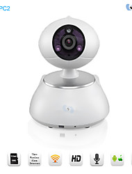 Snov Mega Pixel Wireless IP PTZ Surveillance Camera with Alarm Detectors,Motion Detection, Night Vision and Mobile APP