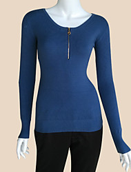 High Quality 2015 New Autumn Winter Knitting Sweaters for Women Sweater Women Cashmere Pullover Slim Fit Knitwear